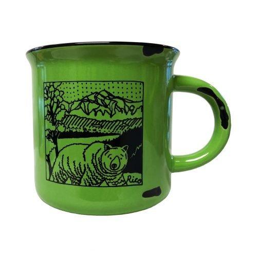 Coffee Mug Green
