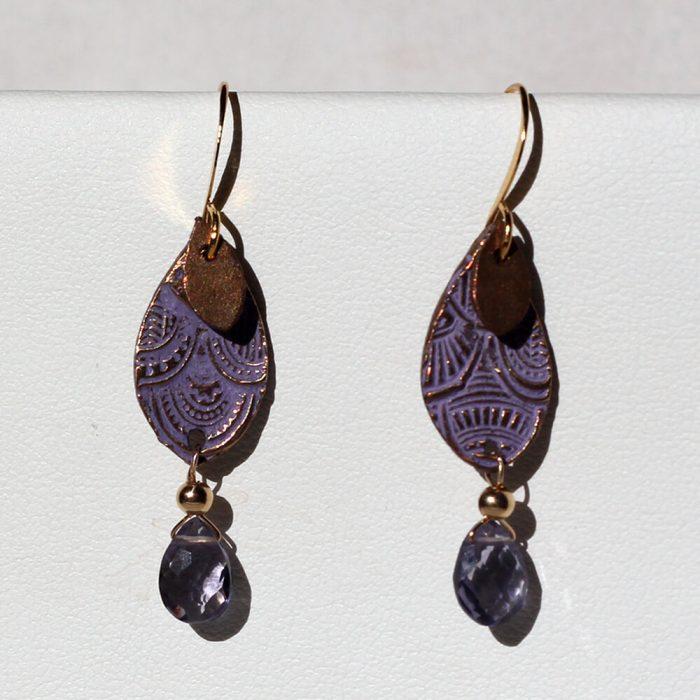 Earrings Petals