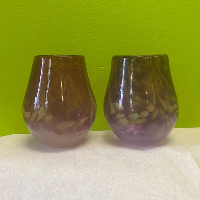 Stemless Wine Glasses 1