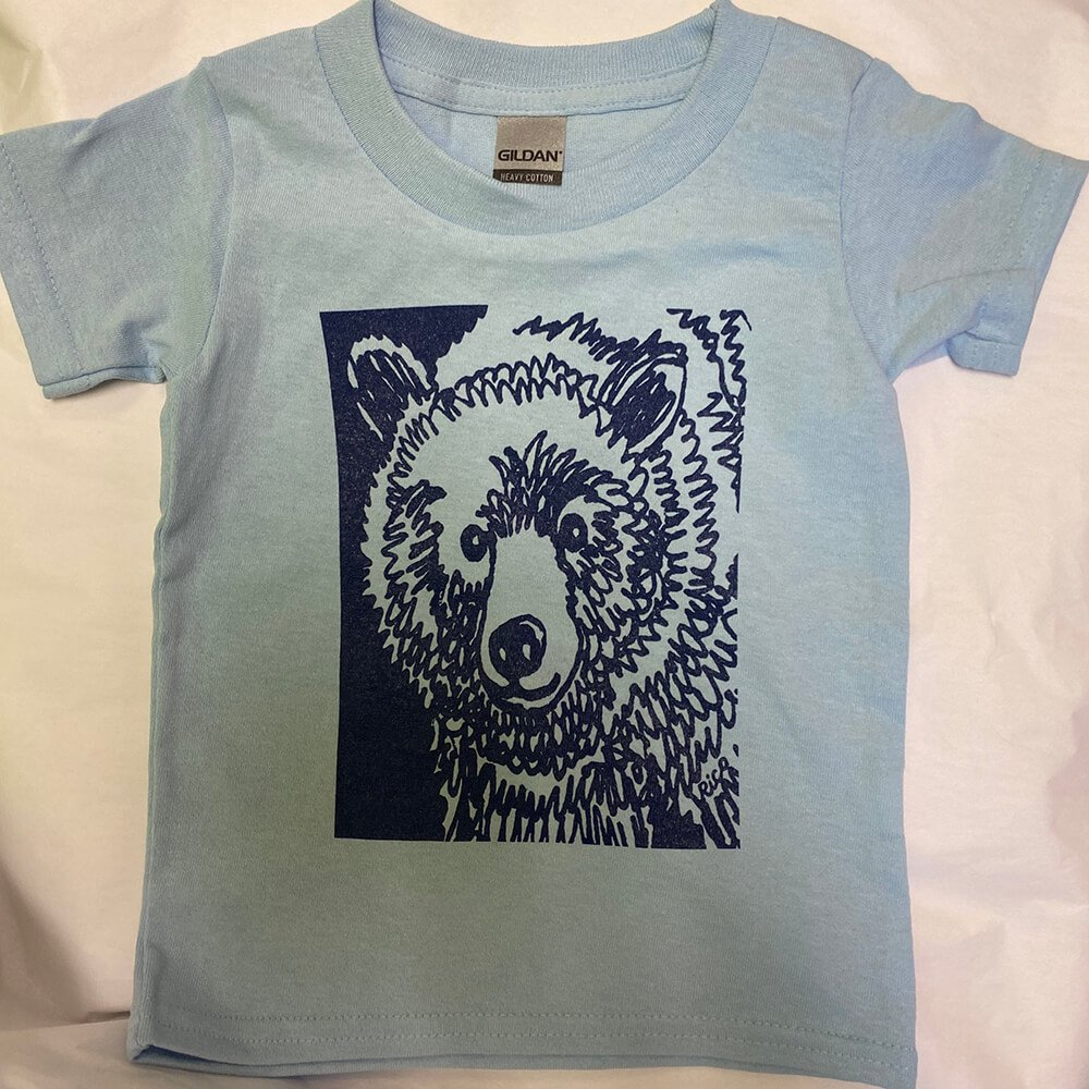 Toddler Tshirt Blue