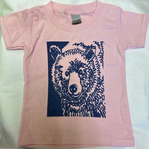 Toddler Tshirt Pink